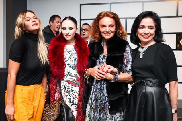 MADE Fashion Week presents the 'Made in NY' Opening Reception and Announcement with Mayor