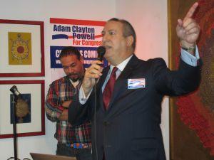 Former Assemblyman Adam Clayton Powell IV.