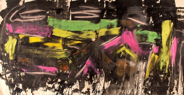 Francine Tint, Conjurer, (2011). (Photo: Walter Wickiser Gallery)