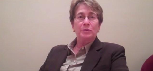 Assemblywoman Deborah Glick. (Screengrab/YouTube)
