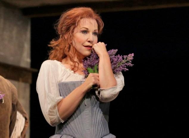 Joyce DiDonato as Elena in Rossini's La Donna Del Lago.