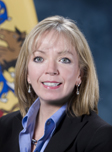 Michelle Brown, one of the governor's closest confidantes, was one of many who served with him in the US Attorney's office but has now moved on. (Governor's Office/Tim Larsen)