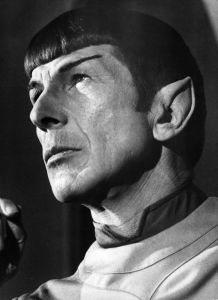 Fare Well, Mr. Spock. (Photo by Bertil Unger/Evening Standard/Getty Images)