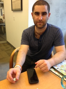 Charlie Shrem, an advocate for bitcoin, was arrested for money laundering in April 2014.