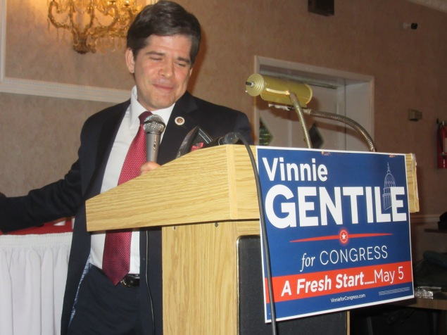Councilman Vincent Gentile (Photo: Will Bredderman/New York Observer).