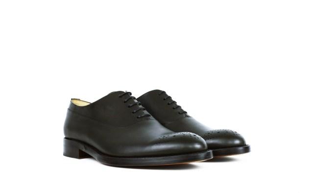 The Jasper shoe in oliver (Photo: Jack Erwin).