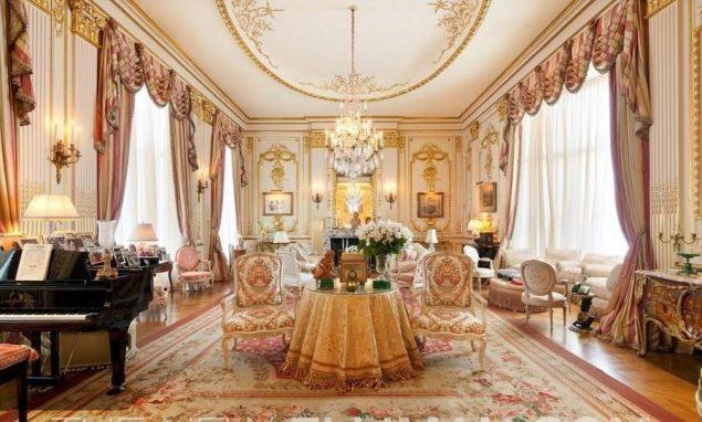 Joan Rivers apartment.