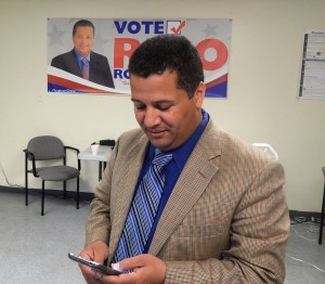 Former Paterson Councilman Rigo Rodriguez: a lifetime ban from public office after voter fraud case.