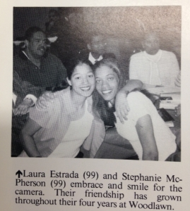 """Stephanie McPherson was Jay's girlfriend and Adnan's friend. Her former teacher called Stephanie """"gorgeous inside and out, a lovely girl, just like Hae."""""""