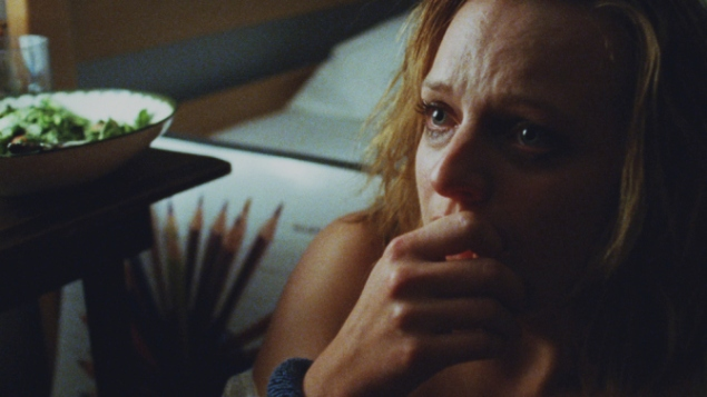 Elizabeth Moss stars in Alex Ross Perry's Queen of Earth, which was influenced by the German director Fassbinder.