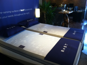 The mattress of the future. (Photo: ReST)