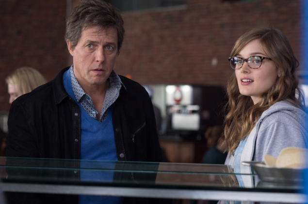 Hugh Grant and in The Rewrite.