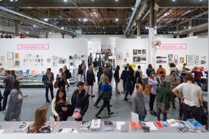The scene at the Printed Matter L.A. Art Book Fair. (Courtesy Printed Matter)