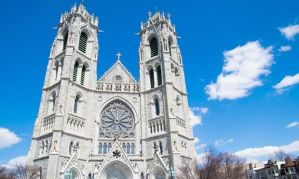 Cathedral Basilica of the Sacred Heart in Newark.