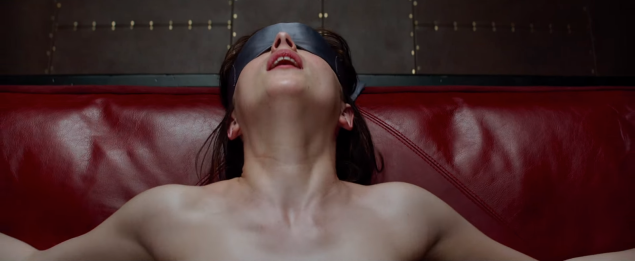 Fifty Shades is more idiotic than erotic.