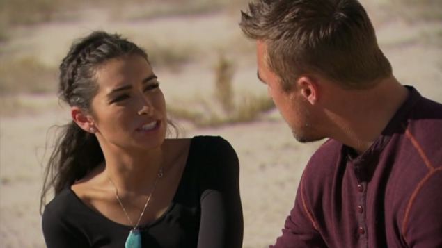 One backwards step for Ashley, ONE GIANT LEAP FOR BACHELOR-KIND