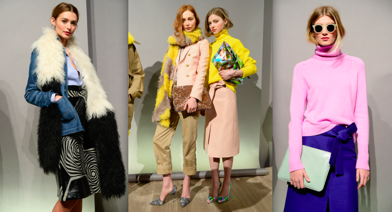 J. Crew (Photos: Getty).