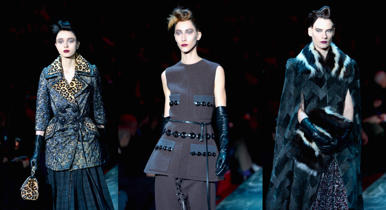 Marc Jacobs (Photos: Getty).