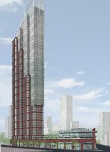 333 Schermerhorn Street (rendering: Dattner Architects)