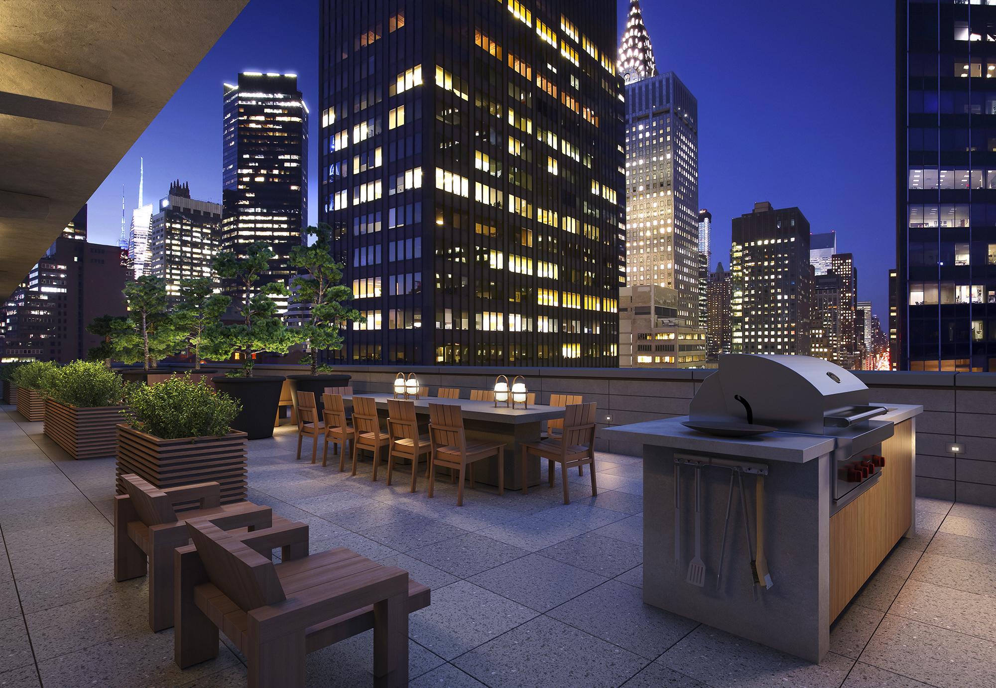 The Arthur Roof Terrace.