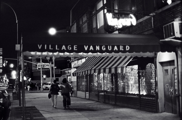 The Village Vanguard, pictured above in 1976, celebrates its 80th anniversary on Sunday, Feb. 22, 2015.
