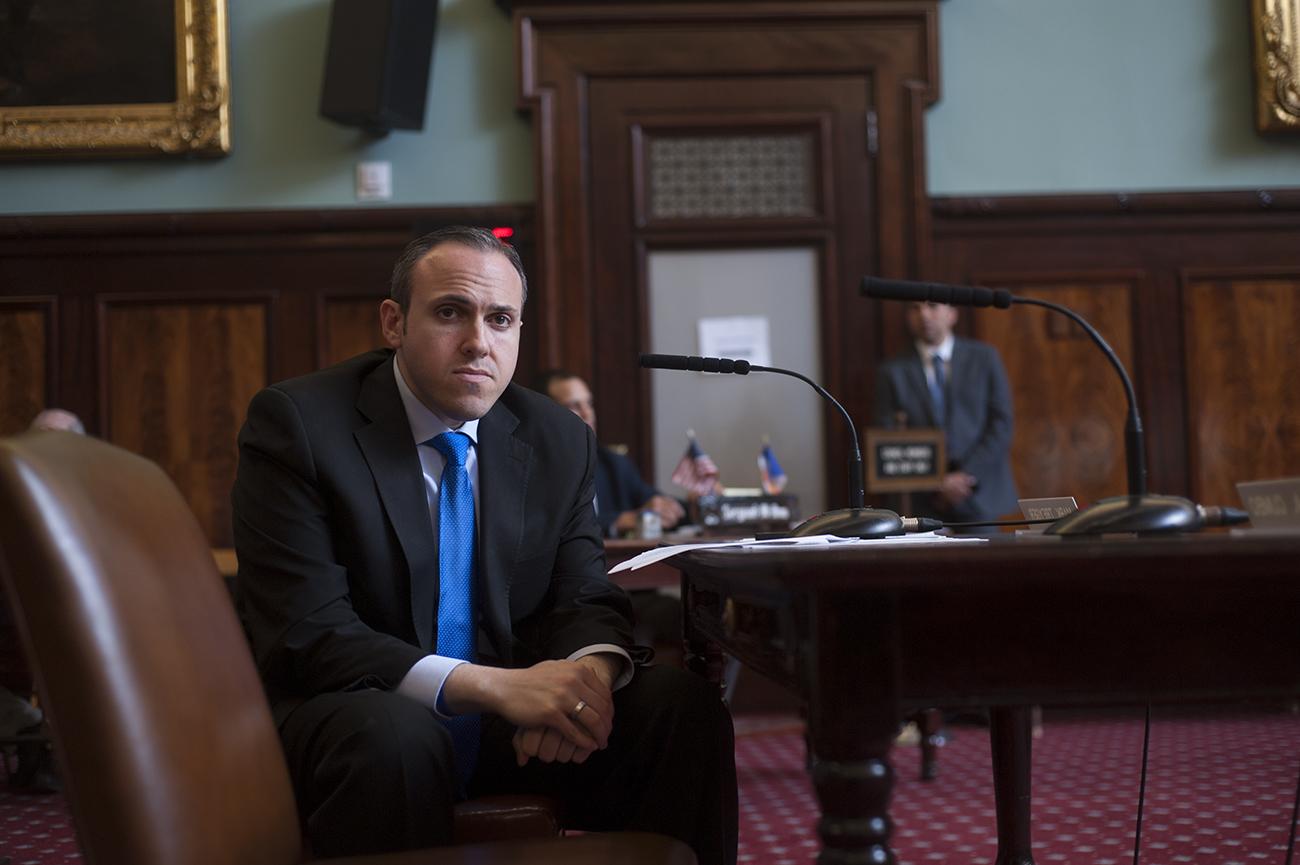 Councilman Mark Treyger. (William Alatriste/New York City Council)