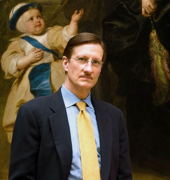 Walter Liedtke. (Photo via metmuseum.org)