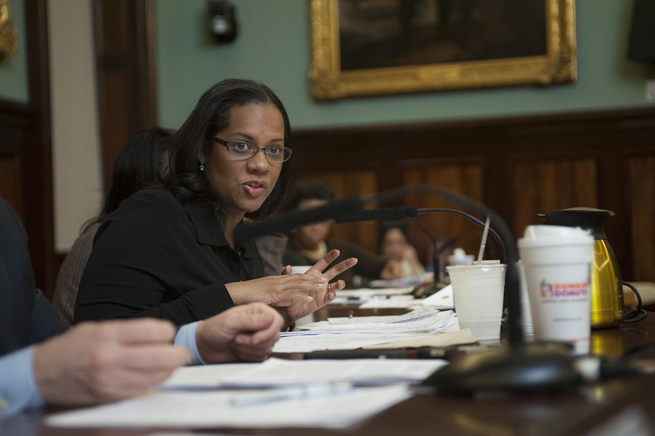 City Council Finance Chair Julissa Ferreras (William Alatriste/New York City Council)