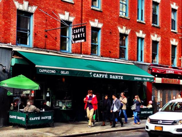 Much to the dismay of loyal customers, the original Caffe Dante has closed for the last time. (Photo: Foursquare)