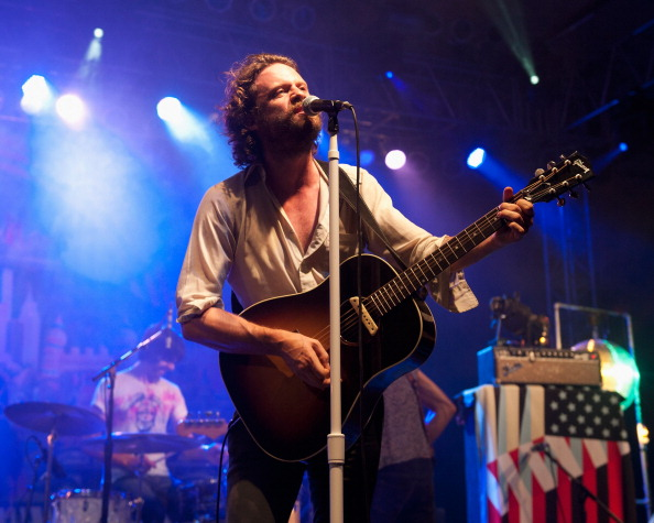 Joshua Tillman aka Father John Misty performs during the 2013 Bonnaroo Music and Arts Festival on June 13, 2013 in Manchester, Tennessee. (Photo: Erika Goldring/WireImage)