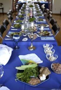 Jewish Couples Hosts A Multi-Faith Passover Celebration