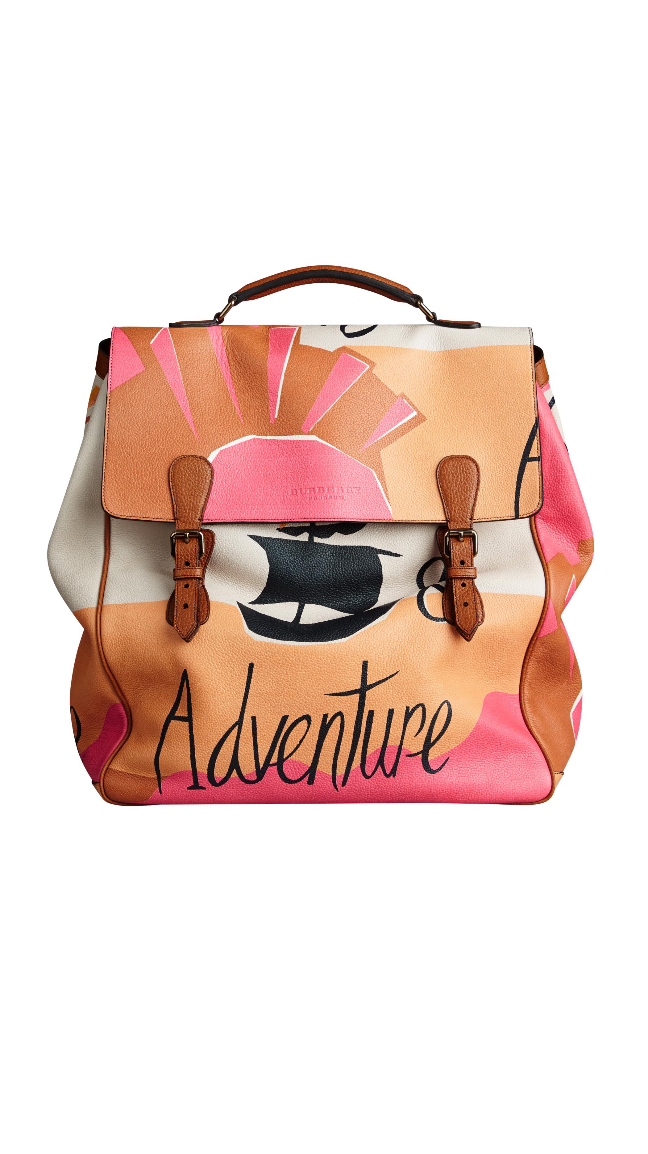 A Burberry menswear bag (Photo: Burberry).