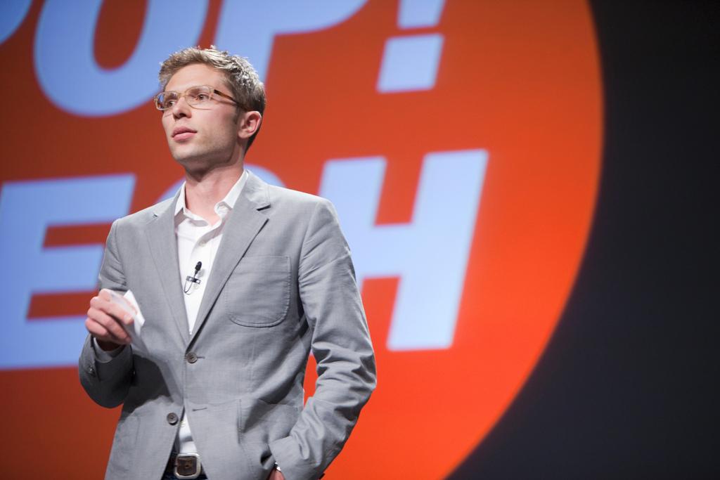Jonah Lehrer(Photo: PopTech)