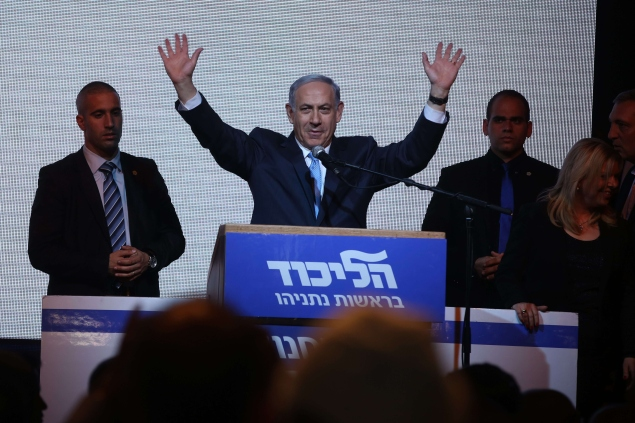 Israeli Prime Minister Benjamin Netanyahu. (Photo: MENAHEM KAHANA/AFP/Getty Images)