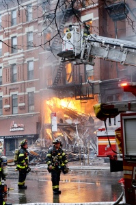 The East Village building explosion has now entangled landlords and lawyers in its wake. (Getty Images)