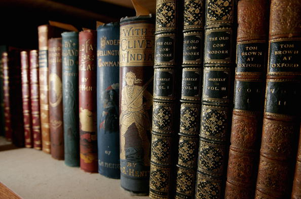 Books at Stanford University.