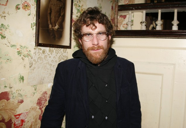 Artist Dustin Yellin is curating the Bazaar Teens at SPRING/BREAK 2015. (Courtesy Patrick McMullan)