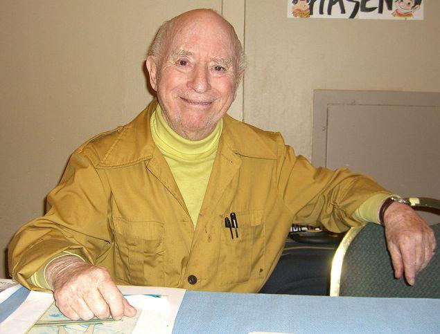 Irwin Hasen (Wikimedia).