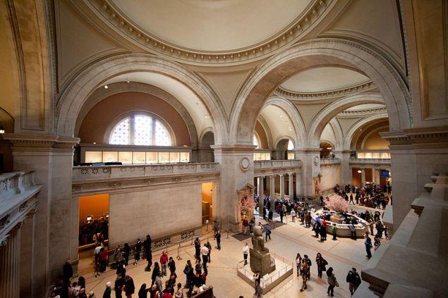 The Met's Great Hall. (Courtesy the Metropolitan Museum of Art).