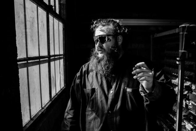 Action Bronson by Arman Dzidzovic/New York Observer