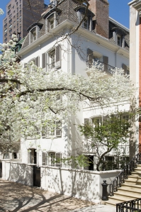 The former home of Paul and Bunny Mellon, at 125 East 70th Street.