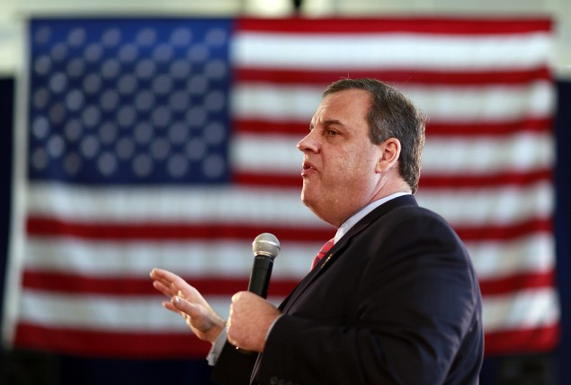 Governor Chris Christie was recently endorsed in New Hampshire.