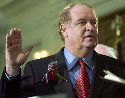 Former Governor Richard J. Codey.