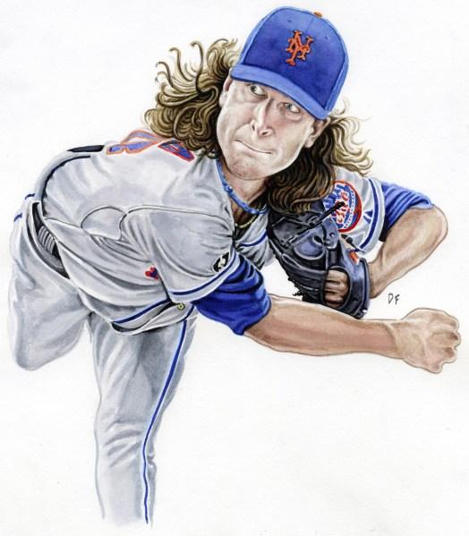 Illustration by Drew Friedman.