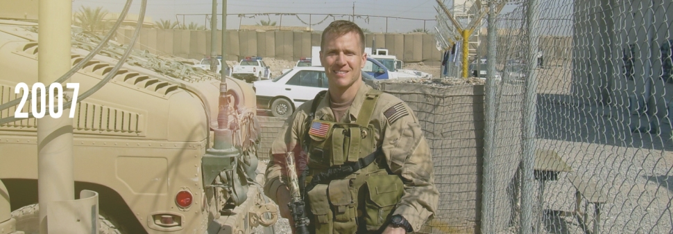 Eric Greitens (SEAL) 2007