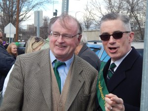 Healy and McGreevey.
