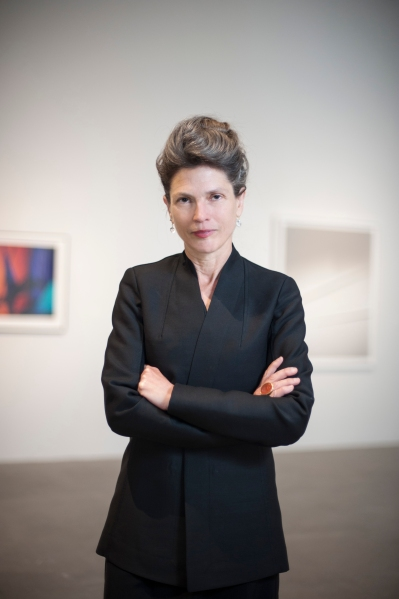Ingrid Schaffner; (Photo: Constance Mensh, courtesy of Institute of Contemporary Art, University of Pennsylvania)