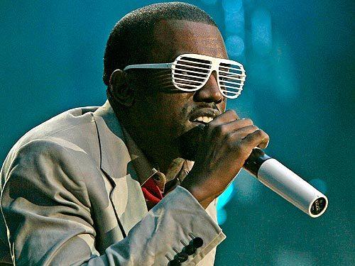 Kanye West. (Courtesy Kanye West/Def Jam)