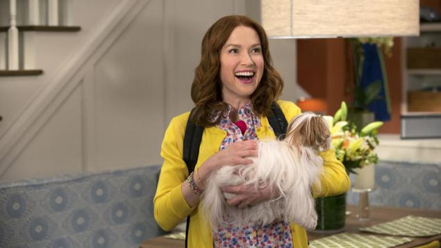 Tenacious, not traumatized: Ellie Kemper as Kimmy Schmidt. (Netflix)