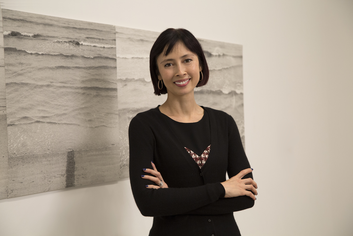 Melissa Chiu, Director of Hirshhorn Musuem (Photo by Cathy Carver, Courtesy of Smithsonian Institution)